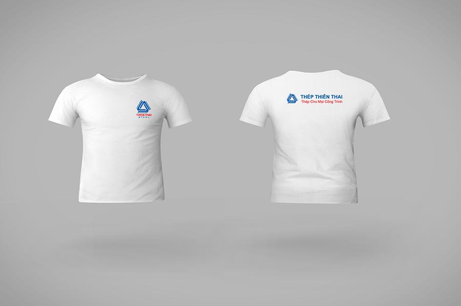 Thiết kế logo bộ nhận diện thương hiệu công ty Thép Thiên Thai