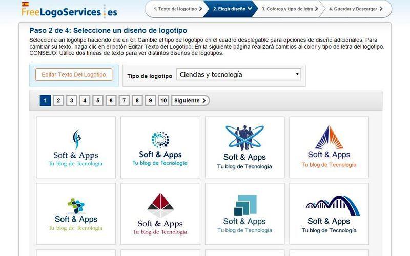 Free Logo Services – Thiết kế Logo online với hàng ngàn mẫu logo