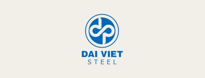 thietkelogo-daiviet-steel-logodesign