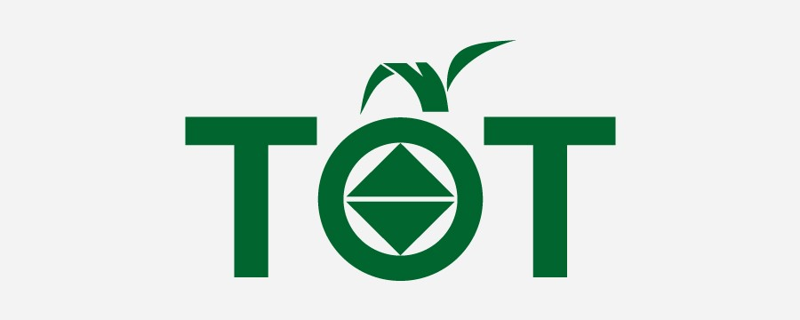 Thiet ke logo - TOT
